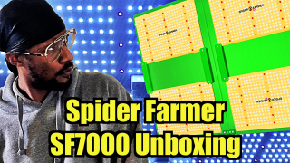 SPIDER FARMER SF7000 UNBOXING