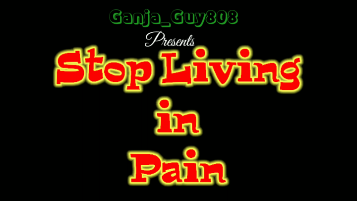 Stop living in pain!!