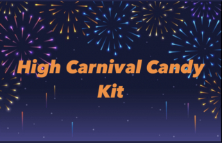 High Carnival Candy Kit