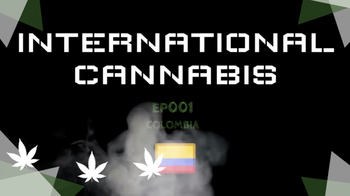 International Cannabis Tourism EP001| Medellín - Colombia. (Span Sub)