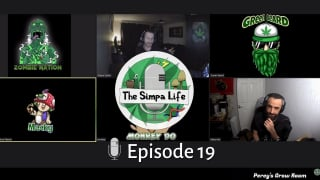 The Simpa Life Podcast Episode 19: High on Homegrown Podcast