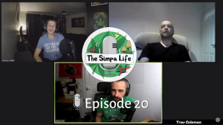 The Simpa Life Podcast Episode 20: Trev Coleman