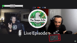The Simpa Life Podcast Episode 21: First Live broadcast