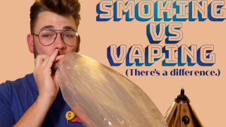 One Month ONLY Vaping Update!