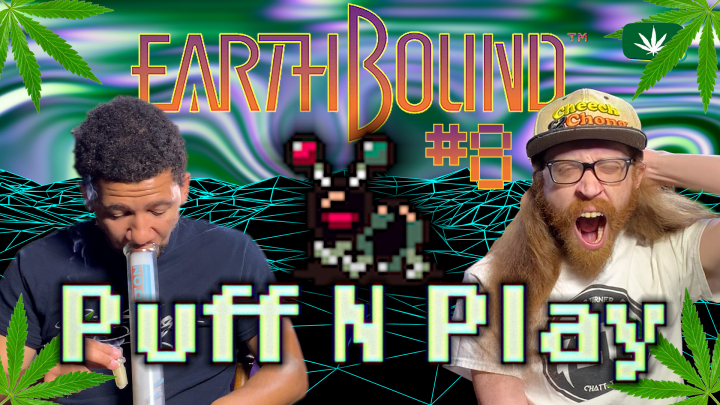 EMBRACE THE BUTTROCK! - Earthbound 8 - Puff N Play