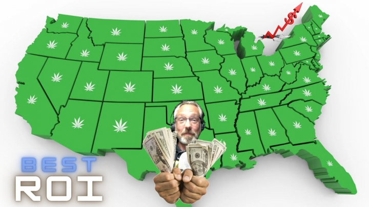 Best ROI for New Cannabis Markets