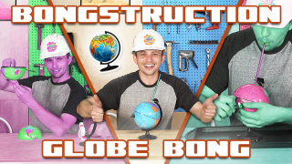 Out of this world! // BONGSTRUCTION: Globe Bong