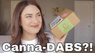 CANNABOX 420 'April Showers' Stoner Box...guess we're dabbing!!
