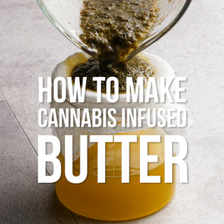 How to Infuse Butter