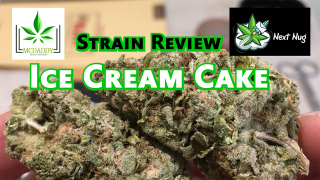 Ice Cream Cake from Next Nug - Strain Review