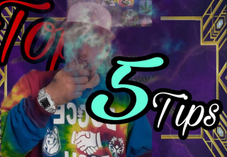 TOP 5 TIPS For BEGINNING Weed SMOKERS | Things You Need To Know | Just Started Smoking ? | Livin Now