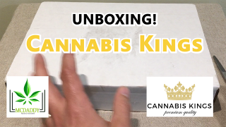 Unboxing! - My Package From CANNABIS KINGS - Mail Order Marijuana