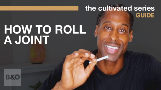 Learn to Roll a Joint with Eddie Robinson