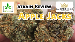 Apple Jacks from Cannabis Kings - Strain Review