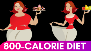 800 Calories Diet Plan For Weight Loss | 800 Calorie Diet Benefits | Health Zone