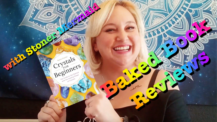 Baked Book Reviews - Crystals for Beginners
