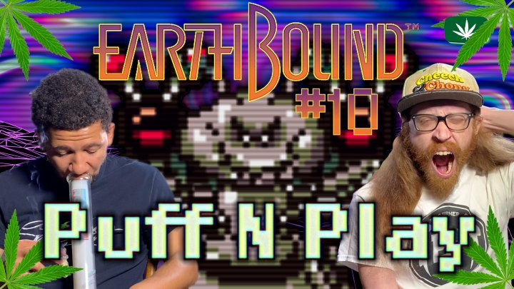 DO ANTS HAVE PENISES??? - Earthbound 10 - Puff N Play