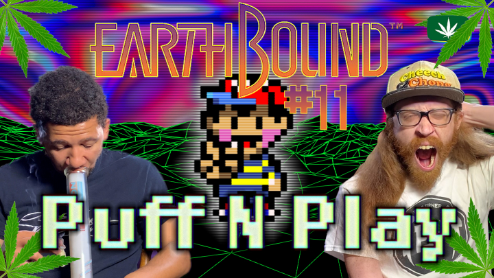 OH NO, YOU ANTMAN'D MY THANOS! - Earthbound 11 - Puff N Play