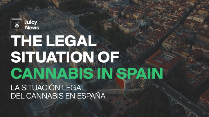 #JuicyNews #4   The legal situation of cannabis in Spain