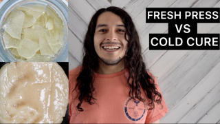 FRESH PRESS VS COLD CURE | The biggest differences between fresh press and cold cure!