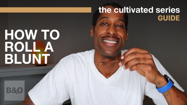 How to Roll A Blunt with Former NBA Player, Eddie Robinson