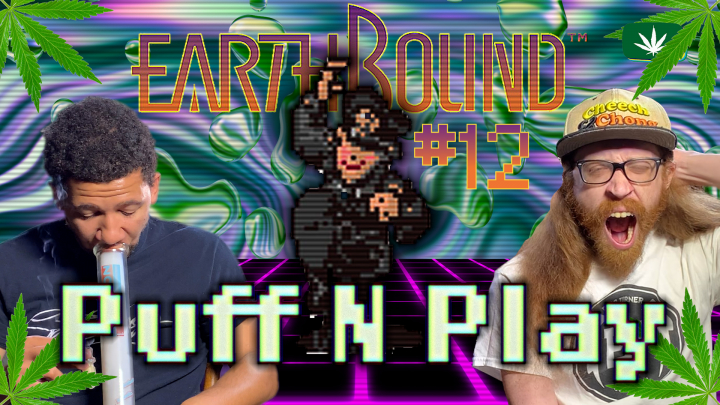 IT'S THE RODNEY KING INCIDENT! - Earthbound 12 - Puff N Play