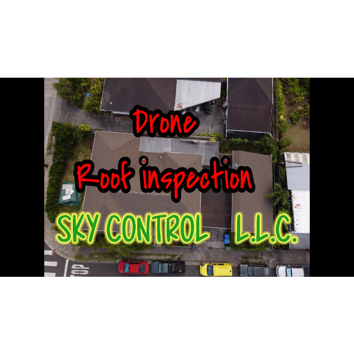 Dont call a roofer call a drone guy