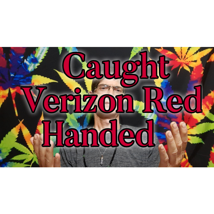 Strawberry Amnesia(The Bank) ...Caught Verizon red handed!