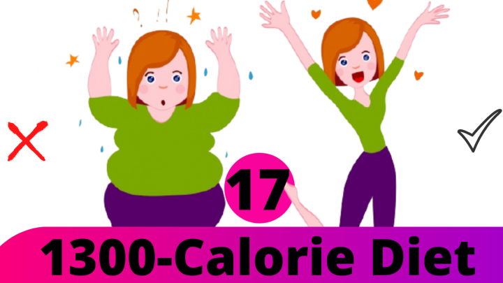 1300 Calorie Diet Plan For Effective Weight Loss | Diet Tips Series | Video no-17 | Health Zone