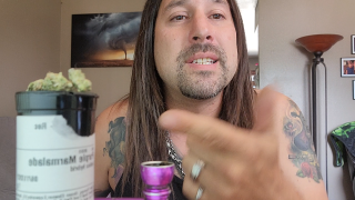 Dan's 420 Chronicles - Purple Marmalade Weed / Flower Review [Live] in Pueblo 6/18/21