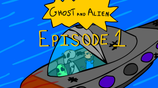 Ghost and Alien S3 E1: