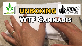 Unboxing! - My Package From WTF Cannabis - Mail Order Marijuana