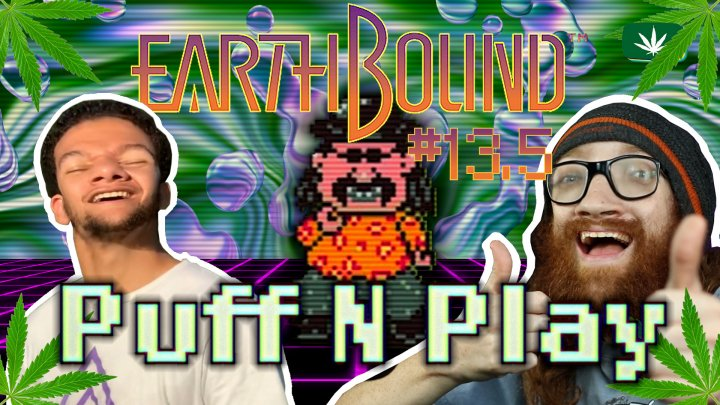 Livestreaming GOOFS! - Earthbound 13.5 - Puff N Play