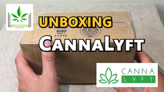 Unboxing! - My Package From CannaLyft - Mail Order Marijuana