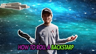 HOW TO ROLL A BACKSTRAP