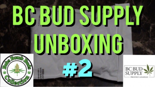 BC Bud Supply Unboxing 2