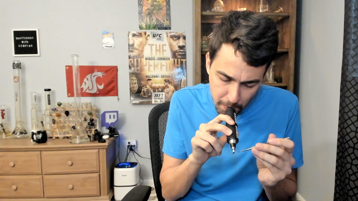 HUMAN SUCKS Stinger electric nectar collector kit for dabs