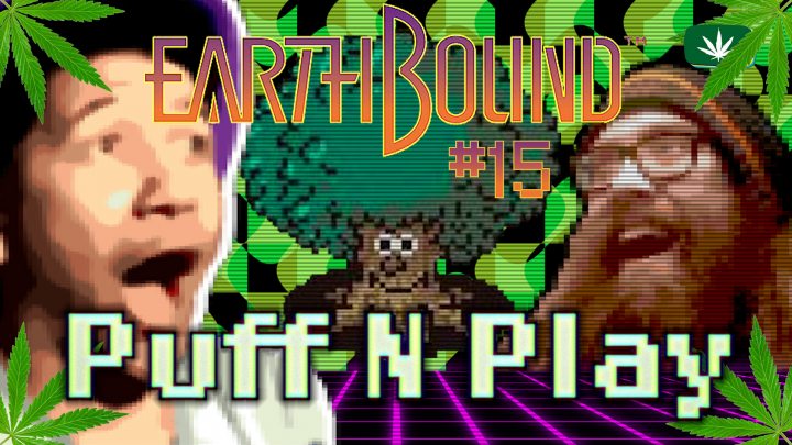 THAT TREE IS ALIVE! - Earthbound 15 - Puff N Play