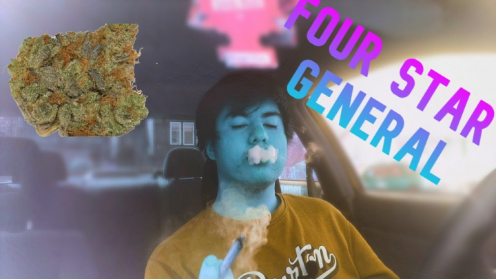 Four Star General Joint Session / Review (AAA Strain) Stardawg and Tres Dawg Strain Cross