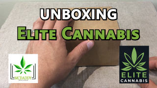Unboxing! - My Package From ELITE CANNABIS - Mail Order Marijuana