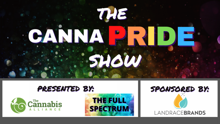 The CannaPRIDE Show 2021