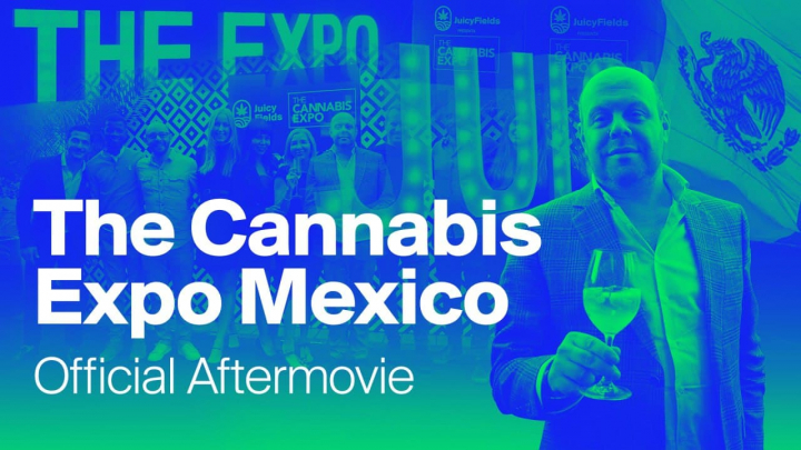 The Cannabis Expo Mexico 2021   Official Aftermovie