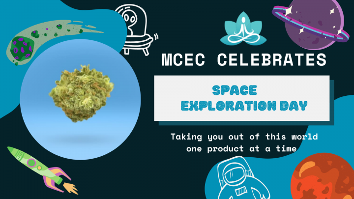 MCEC Celebrates With You, Space Exploration Day!