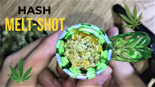 Typically Baked: A Melty Hashy Budder Kief Bowl