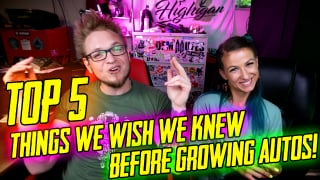 Top 5 Things We Wish We Knew Before Growing Autos!