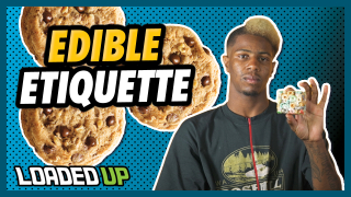 Edible Etiquette Weed Code   Loaded Up