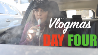 PARANOID CAR SESH - Vlogmas Day #4