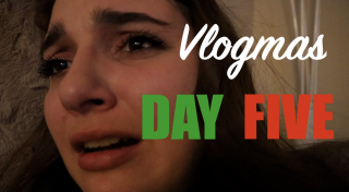 500mg EDIBLE TRIP - VLOGMAS DAY #5