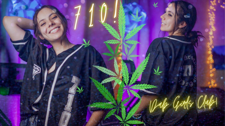 710 Vlog! Let's go to a Dab Girl's Club Event