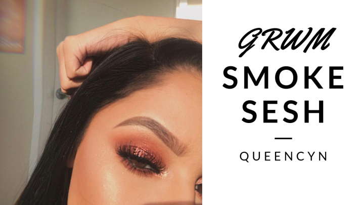 Smoke Grwm Makeup Tutorial Queencyn Theweedtube Its been a while since i did a 'black' smokey eye! theweedtube